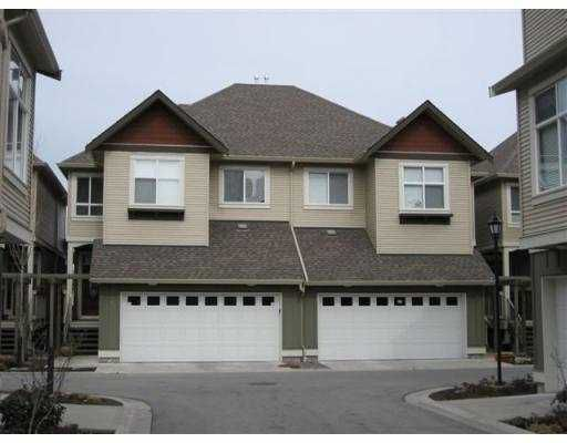 """Main Photo: 6 12311 NO 2 Road in Richmond: Steveston South Townhouse for sale in """"FAIRWIND"""" : MLS®# V756941"""