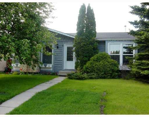 Main Photo: 1119 CHANCELLOR Drive in WINNIPEG: Fort Garry / Whyte Ridge / St Norbert Residential for sale (South Winnipeg)  : MLS®# 2911121
