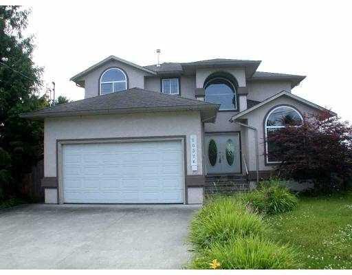 Main Photo: 20376 WHARF ST in Maple Ridge: Southwest Maple Ridge House for sale : MLS®# V544281