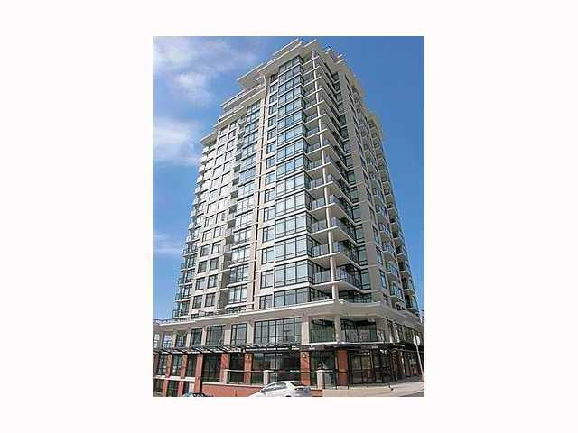 "Main Photo: 1606 610 VICTORIA Street in New Westminster: Downtown NW Condo  in ""THE POINT"" : MLS®# V819393"