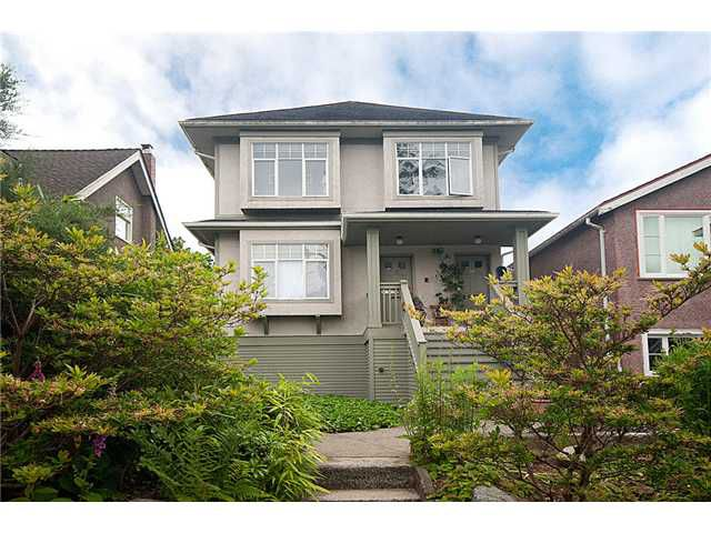 Main Photo: 34 W 19TH Avenue in Vancouver: Cambie House for sale (Vancouver West)  : MLS®# V838695
