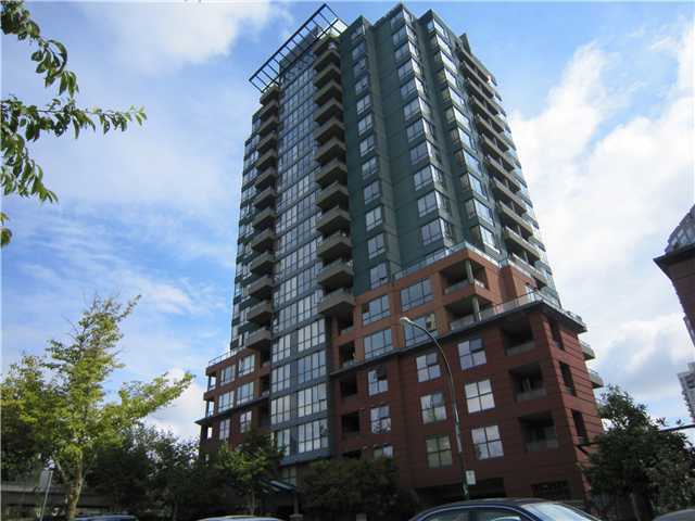 Main Photo: 1902 5288 MELBOURNE Street in Vancouver: Collingwood VE Condo for sale (Vancouver East)  : MLS®# V848058