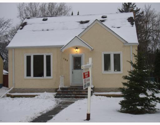 Main Photo: 489 WAVERLEY Street in WINNIPEG: River Heights / Tuxedo / Linden Woods Residential for sale (South Winnipeg)  : MLS®# 2820586