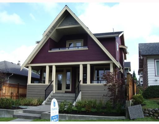 Main Photo: 648 W 15TH Street in North_Vancouver: Hamilton House 1/2 Duplex for sale (North Vancouver)  : MLS®# V750884