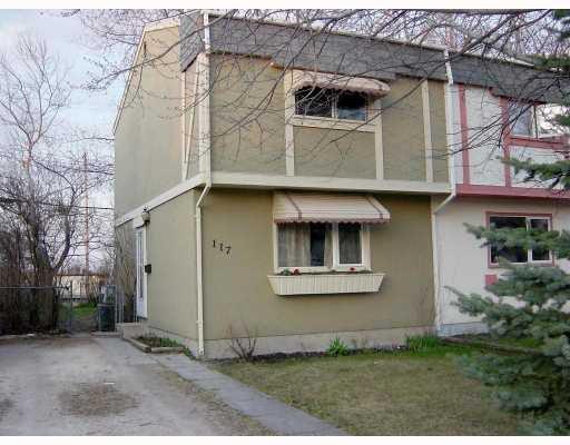 Main Photo: 117 VILLENEUVE Boulevard in WINNIPEG: Fort Garry / Whyte Ridge / St Norbert Residential for sale (South Winnipeg)  : MLS®# 2907866