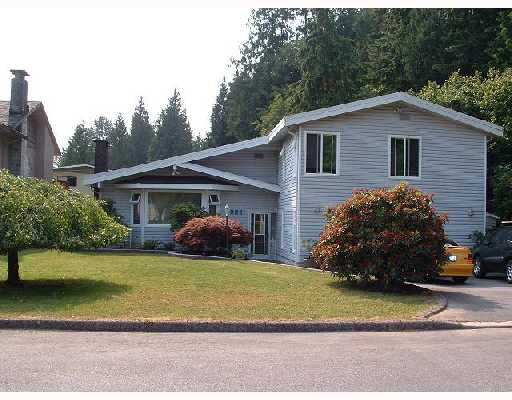 Main Photo: 3341 NORFOLK Street in Port_Coquitlam: Lincoln Park PQ House for sale (Port Coquitlam)  : MLS®# V720633