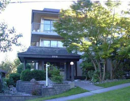 Main Photo: 201 338 WARD Street in New Westminster: Sapperton Condo for sale : MLS®# V784780