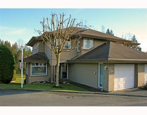 """Main Photo: 38 11737 236TH Street in Maple Ridge: Cottonwood MR Townhouse for sale in """"MAPLEWOOD CREEK ESTATES"""" : MLS®# V800998"""