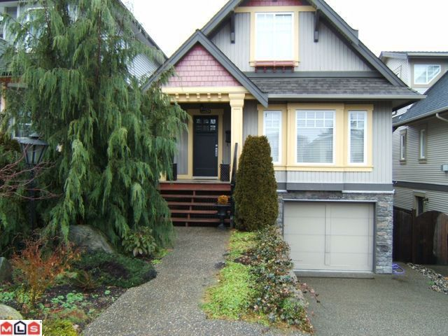 "Main Photo: 15429 GOGGS Avenue: White Rock House for sale in ""Southlands"" (South Surrey White Rock)  : MLS®# F1101882"