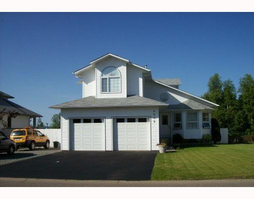 Main Photo: 4509 STAUBLE Road in Prince_George: N79PGHW House for sale (N79)  : MLS®# N184406