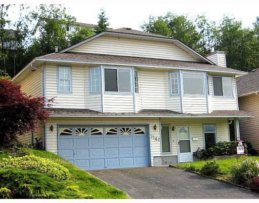 Main Photo: 3162 PIER Drive in Coquitlam: Ranch Park House for sale : MLS®# V742656