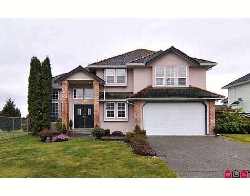 "Main Photo: 6309 186TH Street in Surrey: Cloverdale BC House for sale in ""Eagle Crest"" (Cloverdale)  : MLS®# F2904120"