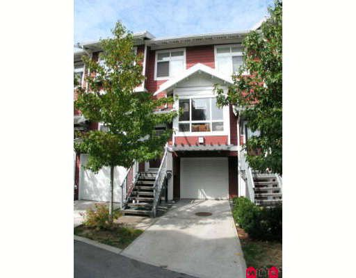 """Main Photo: 19 15168 36TH Avenue in Surrey: Morgan Creek Townhouse for sale in """"SOLAY"""" (South Surrey White Rock)  : MLS®# F2918789"""
