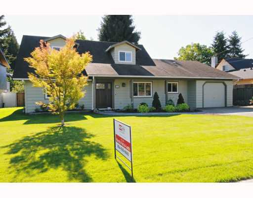 Main Photo: 19528 117TH Avenue in Pitt Meadows: South Meadows House for sale : MLS®# V789700