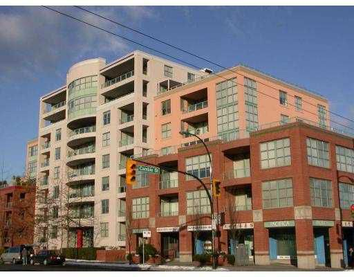 """Main Photo: 602 503 W 16TH AV in Vancouver: Fairview VW Condo for sale in """"PACIFICA"""" (Vancouver West)  : MLS®# V560338"""