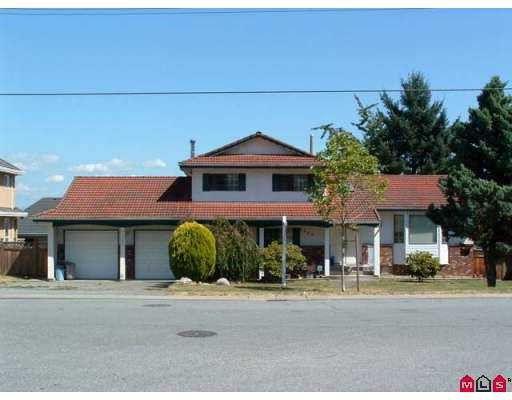 "Main Photo: 9362 162A Street in Surrey: Fleetwood Tynehead House for sale in ""Tynehead"" : MLS®# F1004250"