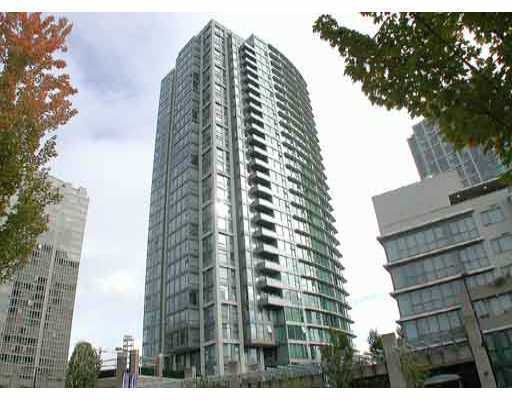 "Main Photo: 2903 1008 CAMBIE Street in Vancouver: Downtown VW Condo for sale in ""WATERWORKS AT MARINA POINT"" (Vancouver West)  : MLS®# V744901"