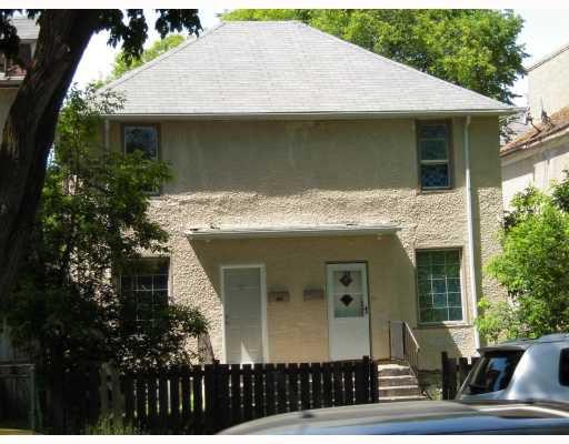 Main Photo: 682 SHERBROOK Street in WINNIPEG: West End / Wolseley Residential for sale (West Winnipeg)  : MLS®# 2912798