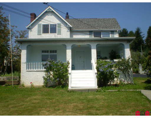 """Main Photo: 33491 1ST Avenue in Mission: Mission BC House for sale in """"OLD TOWN MISSION"""" : MLS®# F2917133"""