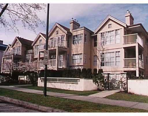 """Main Photo: 655 W 13TH Ave in Vancouver: Fairview VW Condo for sale in """"TIFFANY MANSION"""" (Vancouver West)  : MLS®# V621969"""