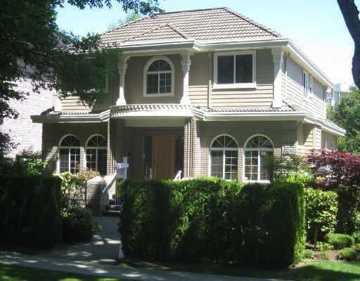 Main Photo: 6006 ELM Street in Vancouver: Kerrisdale House for sale (Vancouver West)  : MLS®# V748625