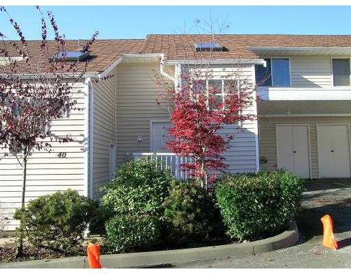 """Main Photo: 39 1235 JOHNSON Street in Coquitlam: Canyon Springs Townhouse for sale in """"CRREKSIDE"""" : MLS®# V736627"""