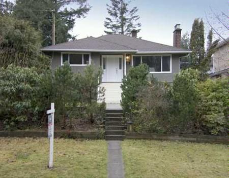 Main Photo: 7341 Newcombe Street in Burnaby: East Burnaby House for sale (Burnaby East)  : MLS®# V625815