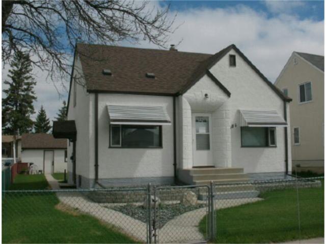 Main Photo:  in WINNIPEG: East Kildonan Residential for sale (North East Winnipeg)  : MLS®# 1008658