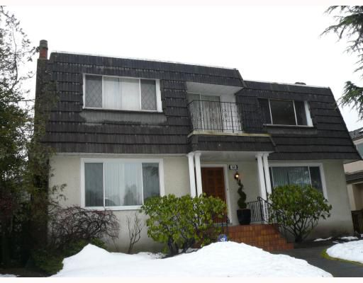 Main Photo: 580 W 29TH Avenue in Vancouver: Cambie House for sale (Vancouver West)  : MLS®# V748143