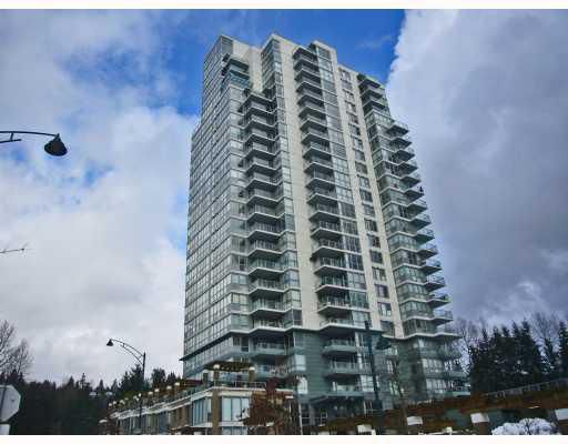 "Main Photo: 1303 290 NEWPORT Drive in Port_Moody: North Shore Pt Moody Condo for sale in ""SENTINEL"" (Port Moody)  : MLS®# V754570"