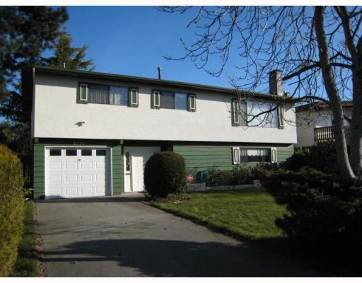 Main Photo: 4771 WINTERGREEN Avenue in Richmond: Riverdale RI House for sale : MLS®# V756955