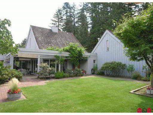 Main Photo: 16218 29 Avenue in Surrey: Grandview Surrey House for sale (South Surrey White Rock)  : MLS®# F1025437