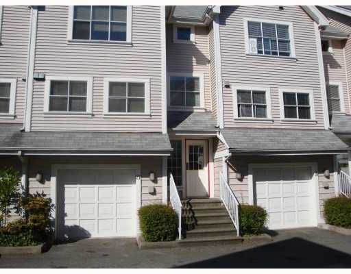 """Main Photo: 21 2450 HAWTHORNE Avenue in Port_Coquitlam: Central Pt Coquitlam Townhouse for sale in """"COUNTRY PARK"""" (Port Coquitlam)  : MLS®# V731961"""