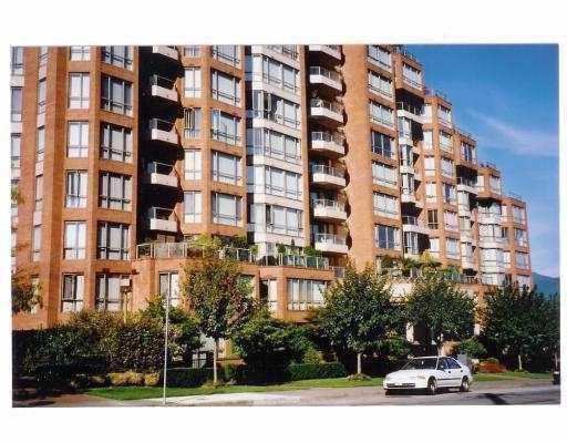 Main Photo: 706 2201 PINE Street in Vancouver: Fairview VW Condo for sale (Vancouver West)  : MLS®# V734760