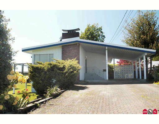"""Main Photo: 1141 LEE Street in White_Rock: White Rock House for sale in """"WHITE ROCK, EAST SIDE VIEW"""" (South Surrey White Rock)  : MLS®# F2911368"""
