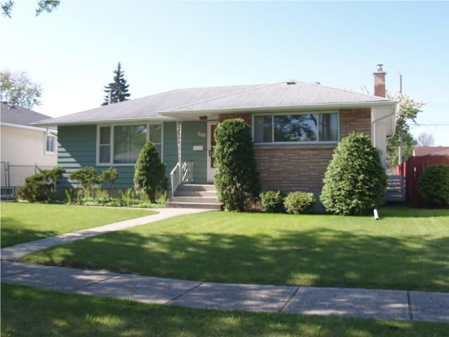 Main Photo: 648 Lindhurst Avenue in WINNIPEG: East Kildonan Residential for sale (North East Winnipeg)  : MLS®# 1009560