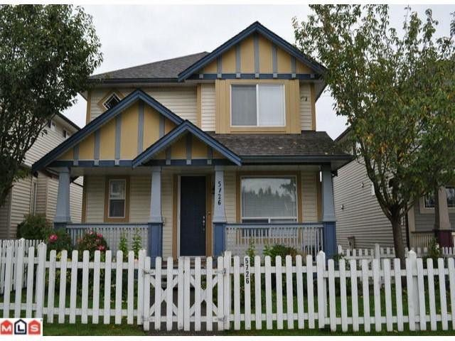 Main Photo: 5726 148TH Street in Surrey: Sullivan Station House for sale : MLS®# F1025726
