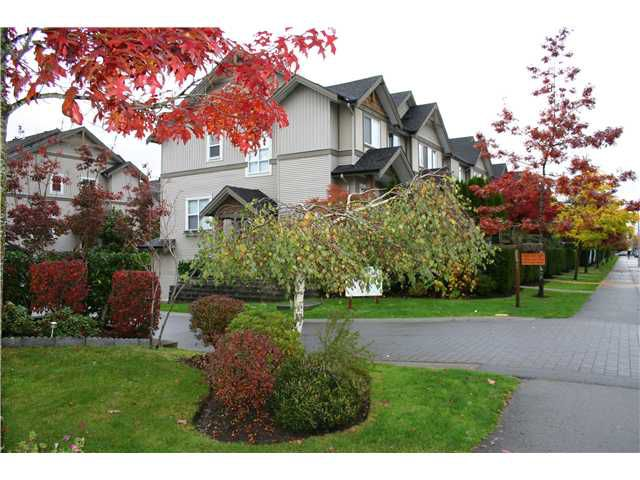 """Main Photo: 128 1055 RIVERWOOD Gate in Port Coquitlam: Riverwood Townhouse for sale in """"MOUNTAIN VIEW ESTATES"""" : MLS®# V857108"""