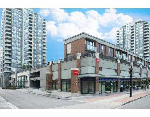 """Main Photo: 508 4178 DAWSON Street in Burnaby: Brentwood Park Condo for sale in """"TANDEM II"""" (Burnaby North)  : MLS®# V746022"""