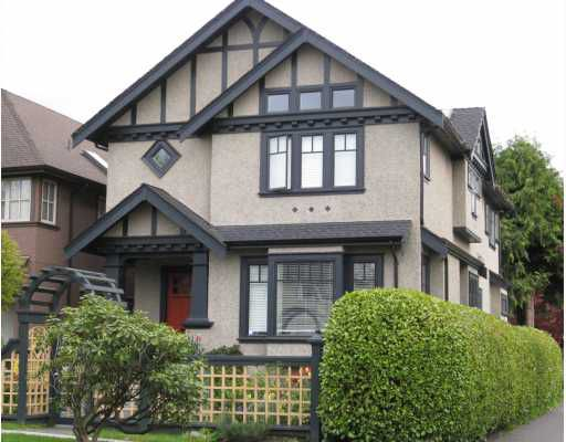 Main Photo: 698 W 19TH Avenue in Vancouver: Cambie House for sale (Vancouver West)  : MLS®# V754749