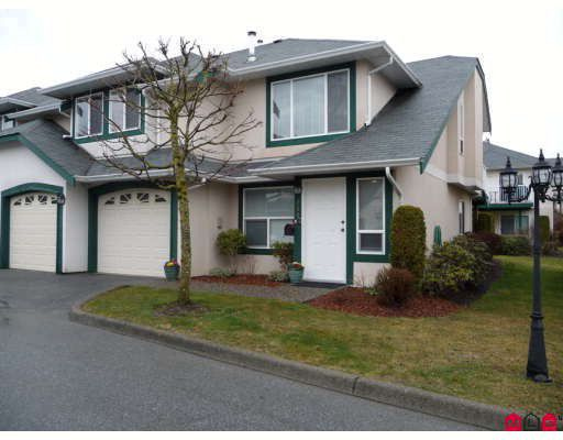 """Main Photo: 130 3160 TOWNLINE Road in Abbotsford: Abbotsford West Townhouse for sale in """"SOUTHPOINT RIDGE"""" : MLS®# F2906113"""