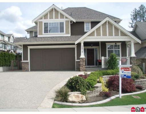 "Main Photo: 5878 165TH Street in Surrey: Cloverdale BC House for sale in ""BELL RIDGE ESTATES"" (Cloverdale)  : MLS®# F2909609"