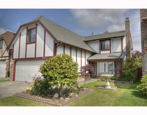 Main Photo: 10033 FUNDY Drive in Richmond: Steveston North House for sale : MLS®# V771939