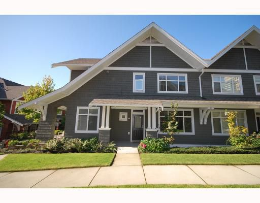 """Main Photo: 66 6878 SOUTHPOINT Drive in Burnaby: South Slope Townhouse for sale in """"CORTINA"""" (Burnaby South)  : MLS®# V791467"""