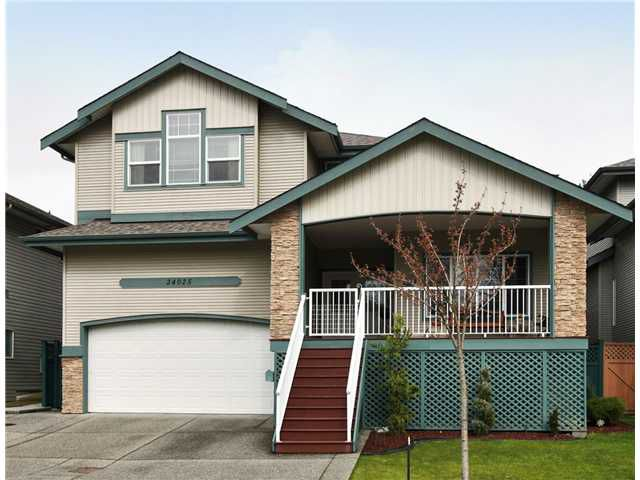 Main Photo: 24025 109TH Avenue in Maple Ridge: Cottonwood MR House for sale : MLS®# V827961