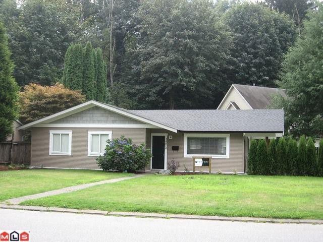 Main Photo: 34814 LABURNUM Avenue in Abbotsford: Abbotsford East House for sale : MLS®# F1023105