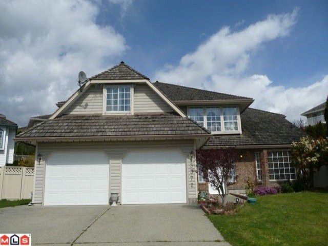 Main Photo: 3372 WAGNER Place in Abbotsford: Abbotsford West House for sale : MLS®# F1026256