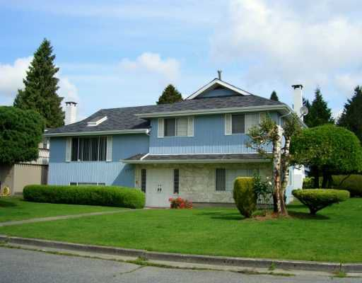 Main Photo: 2007 PAULUS CR in Burnaby: Montecito House for sale (Burnaby North)  : MLS®# V595796