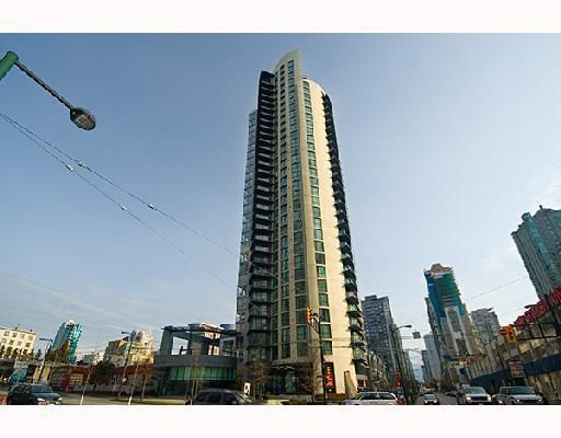 Main Photo: 408 501 PACIFIC Street in Vancouver: Downtown VW Condo for sale (Vancouver West)  : MLS®# V742252