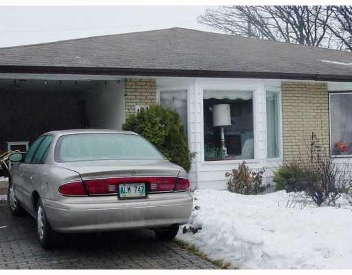 Main Photo: 191 WORDSWORTH Way in WINNIPEG: Westwood / Crestview Residential for sale (West Winnipeg)  : MLS®# 2904451